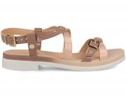 Strap sandal Las Espadrillas 032/2W-1845 1