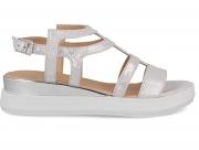 Strap sandal Las Espadrillas 033-5-14 1