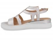 Strap sandal Las Espadrillas 033-5-14 2