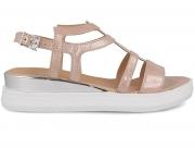 Strap sandal Las Espadrillas 033-5-34 1
