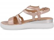 Strap sandal Las Espadrillas 033-5-34 2