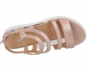 Strap sandal Las Espadrillas 033-5-34 3