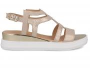 Strap sandal Las Espadrillas 033-5-79 1