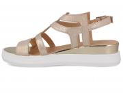 Strap sandal Las Espadrillas 033-5-79 2
