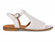 Strap sandal Las Espadrillas 0378-61-21 1