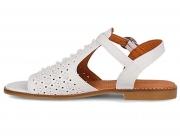 Strap sandal Las Espadrillas 0378-61-21 2