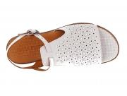 Strap sandal Las Espadrillas 0378-61-21 3