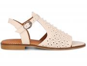 Strap sandal Las Espadrillas 0378-61-24 1