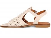 Strap sandal Las Espadrillas 0378-61-24 2