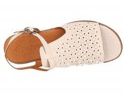 Strap sandal Las Espadrillas 0378-61-24 3