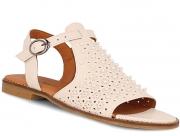 Strap sandal Las Espadrillas 0378-61-24 0
