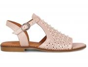 Strap sandal Las Espadrillas 0378-61-53 1
