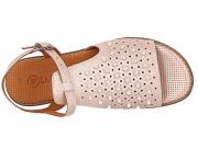 Strap sandal Las Espadrillas 0378-61-53 3