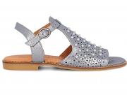 Strap sandal Las Espadrillas 0378-61-54 1