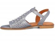 Strap sandal Las Espadrillas 0378-61-54 2