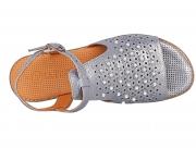 Strap sandal Las Espadrillas 0378-61-54 3