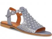 Strap sandal Las Espadrillas 0378-61-54 5