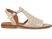 Strap sandal Las Espadrillas 0378-61-55 1