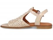 Strap sandal Las Espadrillas 0378-61-55 2