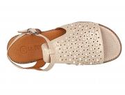 Strap sandal Las Espadrillas 0378-61-55 3