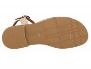 Strap sandal Las Espadrillas 0378-61-60 4