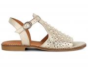 Strap sandal Las Espadrillas 0378-61-60 1