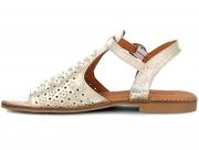 Strap sandal Las Espadrillas 0378-61-60 2