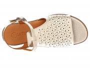 Strap sandal Las Espadrillas 0378-61-60 3