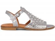 Strap sandal Las Espadrillas 0378-61-61 1