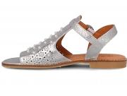 Strap sandal Las Espadrillas 0378-61-61 2