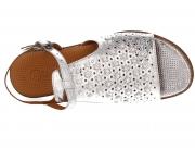 Strap sandal Las Espadrillas 0378-61-61 3
