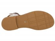 Strap sandal Las Espadrillas 0378-61-61 4