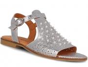 Strap sandal Las Espadrillas 0378-61-61