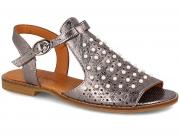 Strap sandal Las Espadrillas 0378-61-64