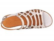Strap sandal Las Espadrillas 0378-70-52 3