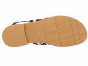 Strap sandal Las Espadrillas 0378-70-52 4