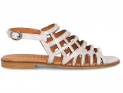 Strap sandal Las Espadrillas 0378-70-53 1