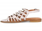 Strap sandal Las Espadrillas 0378-70-53 2