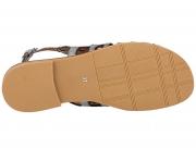 Strap sandal Las Espadrillas 0378-70-54 4