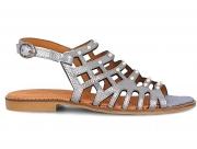 Strap sandal Las Espadrillas 0378-70-54 1