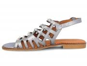 Strap sandal Las Espadrillas 0378-70-54 2