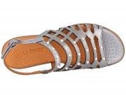Strap sandal Las Espadrillas 0378-70-54 3
