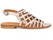 Strap sandal Las Espadrillas 0378-70-55 1