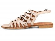 Strap sandal Las Espadrillas 0378-70-55 2