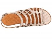Strap sandal Las Espadrillas 0378-70-55 3