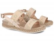 Sandals Las Espadrillas 0428-636-02 3