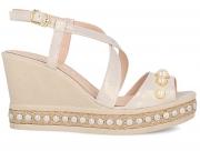 Strap sandal Las Espadrillas 0428-812-104 1
