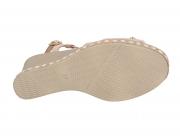 Strap sandal Las Espadrillas 0428-812-86 4