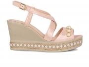 Strap sandal Las Espadrillas 0428-812-86 1