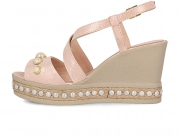 Strap sandal Las Espadrillas 0428-812-86 2